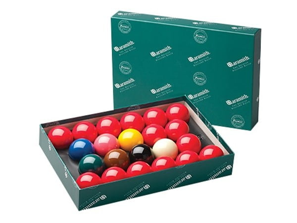"Aramith Premier 2 1/16"" Snooker 22-Ball Set"