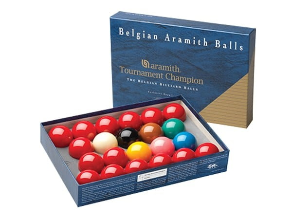 Aramith Tournament Champion 52.7 mm Snooker 22-Ball Set