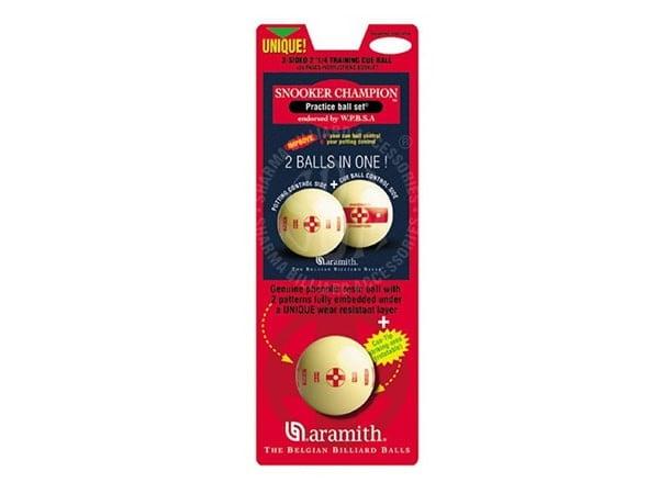 Aramith Tournament Champion 52.7 mm Snooker 22-Ball Set