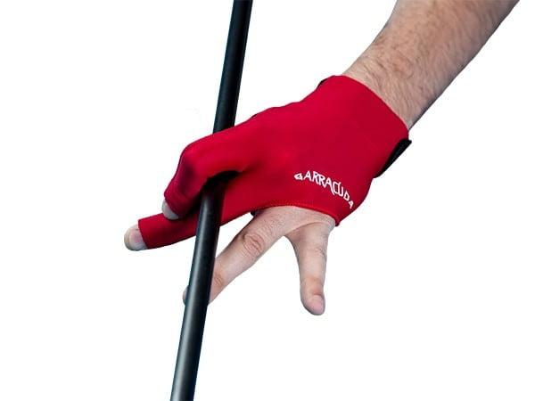 Barracuda Gloves | Left Handed | Red