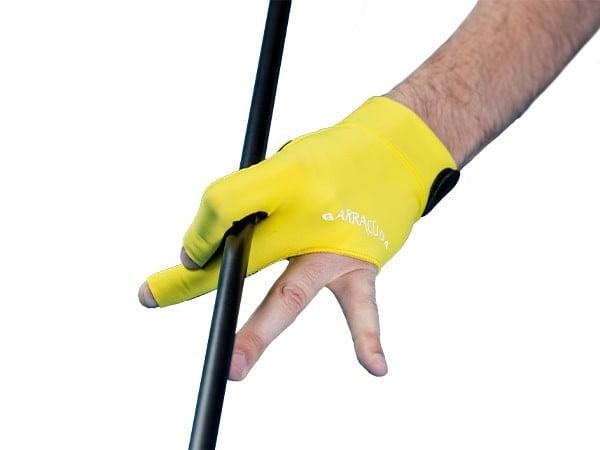 Barracuda Gloves | Left Handed | Sky Yellow|