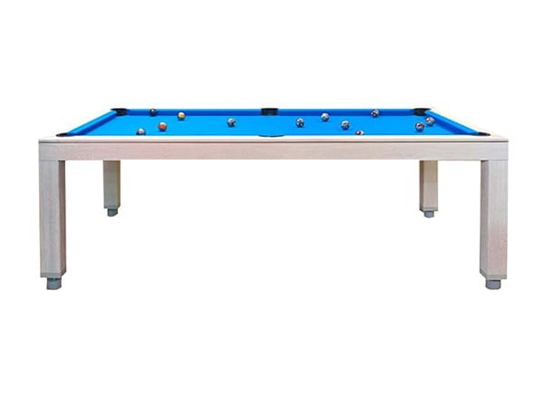 Bilijardai Vision Outdoor Pool Table|Bilijardai Veneered Top