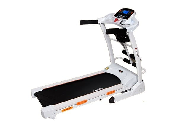 2.75 hp multi-function treadmill||