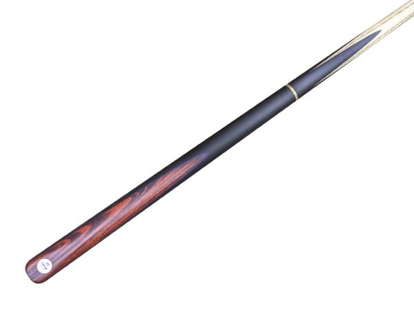 Condy Snooker Cue K402-A1 3/4 Jointed Black Rosewood Butt With 2pcs Veneers