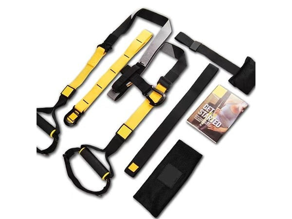 Mutli-Functional TRX Suspension Trainer