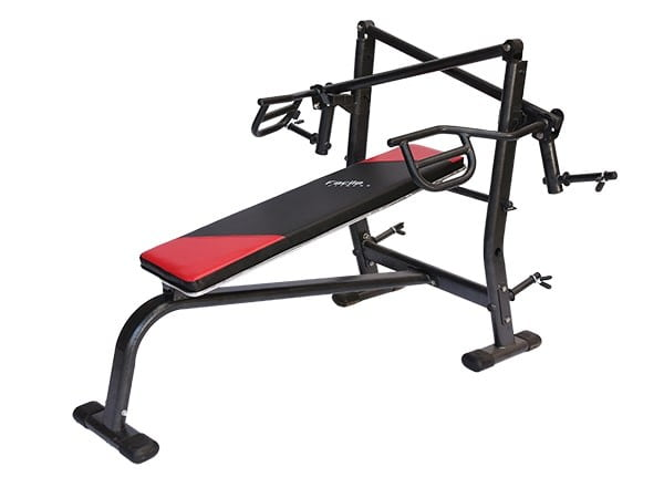 Adjustable Facile Weight Bench w/ Butterfly Chest Workout | 110kg User Weight