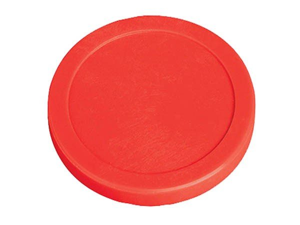 Knight Shot Air Hockey Red Puck | 82mm | Per Piece
