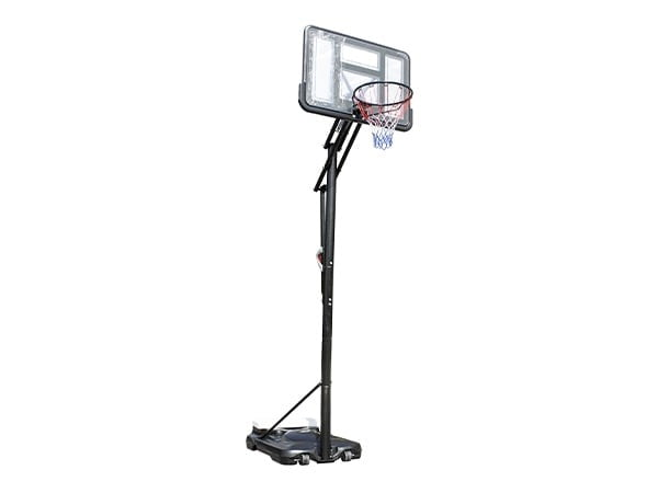 |Knight Shot Basketball Post Portable Outdoor 201 Model With Adjustable Height