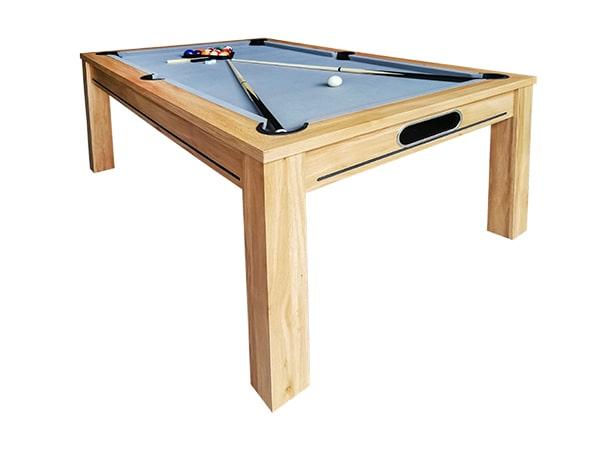||Multi Game Table 3-in-1 | Billiard - Dining Top - Table Tennis