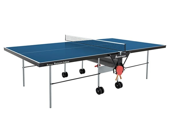 Knight Shot Runcorn Indoor Table Tennis | Foldable | Made in Germany