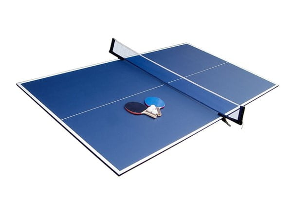 Knight Shot Table Tennis Top Blue