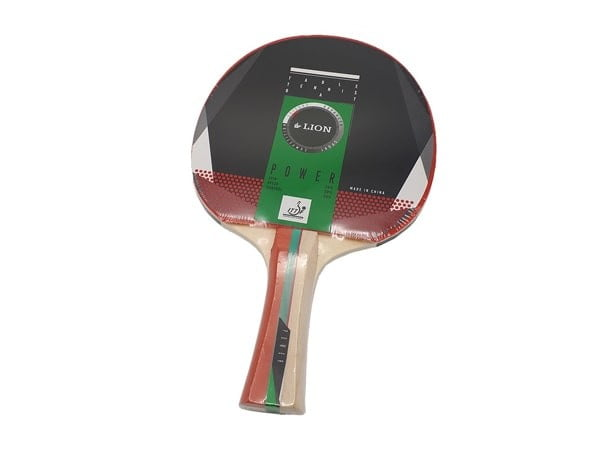 Lion Power Table Tennis Racket