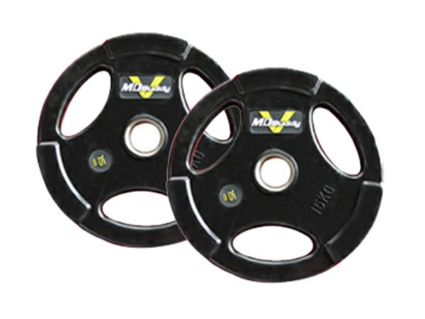 Olympic Rubber Weight Plates