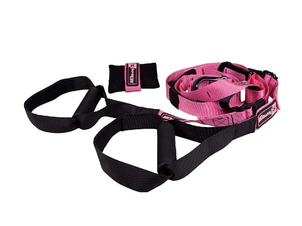pink suspension system