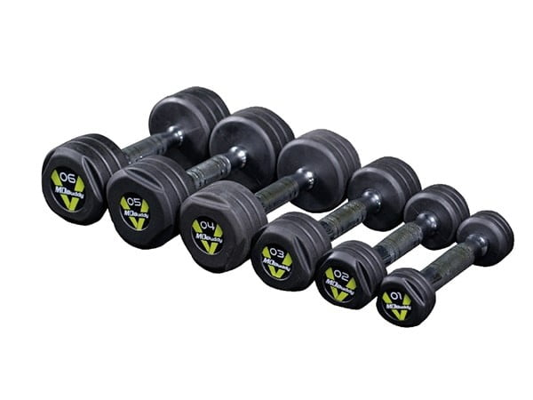 studio dumbell set
