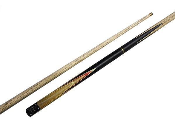 Omin Snooker Cue | 3/4 Jointed 4 Splices Painting Wood Butt