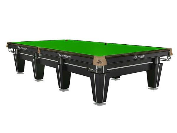 Rasson Magnum II 12ft Tournament Snooker Table | Black Finishing