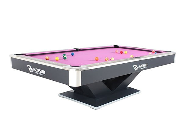 Rasson Victory II Plus Tournament Billiard Table | Black Finishing