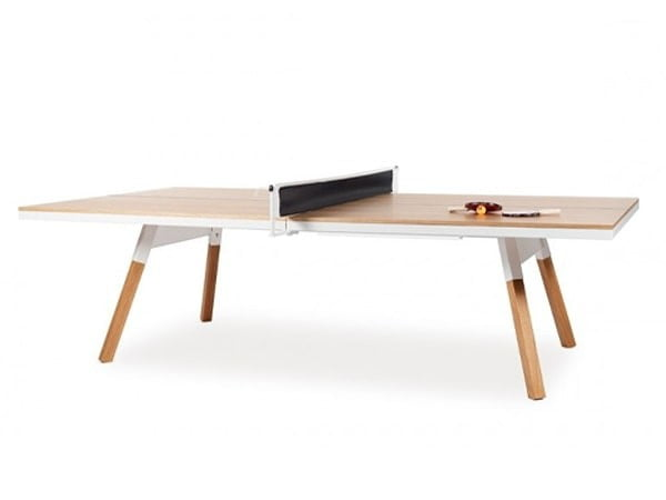 Ping Pong Table | RS Barcelona You and Me Oakwood White