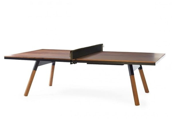Ping Pong Table | RS Barcelona You and Me Walnut Black|