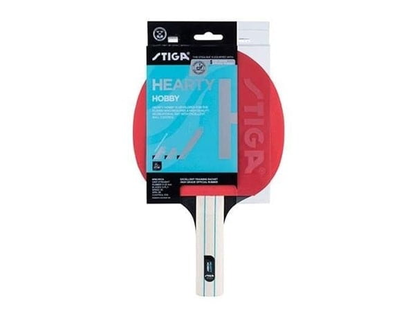 Stiga Hobby Hearty Table Tennis Bat | 1-Star