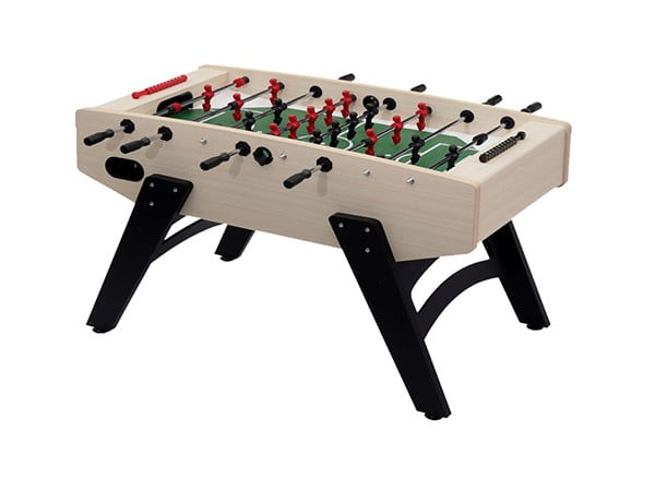 Foosball with Telescopic Rods | Knight Shot ST125|