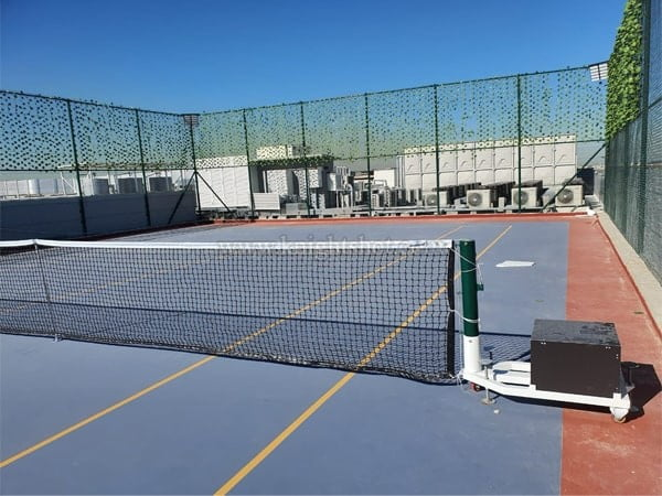 Movable Tennis Post
