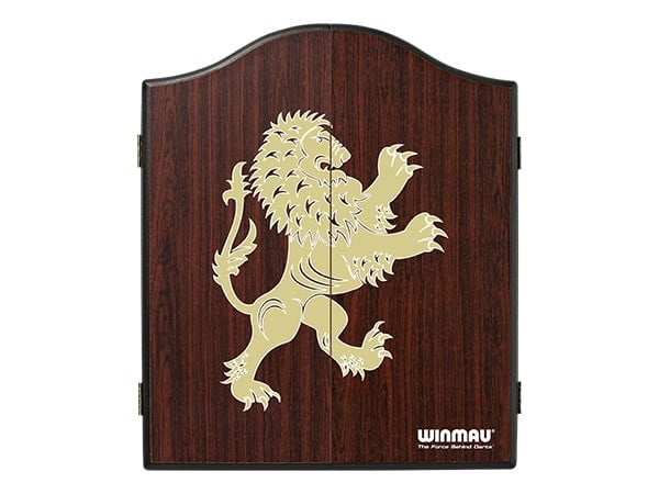 Winmau Golden Lion Rosewood Cabinet