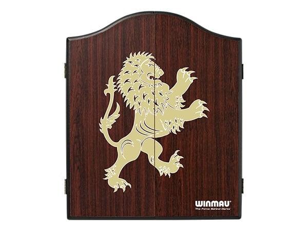 Winmau Golden Lion Rosewood Cabinet