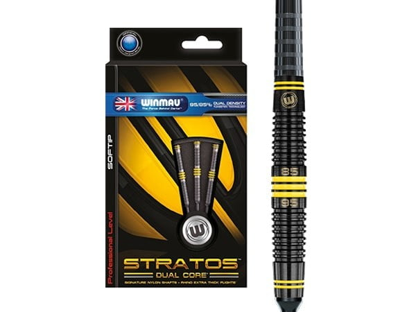 Winmau Darts Stratos Softip Darts