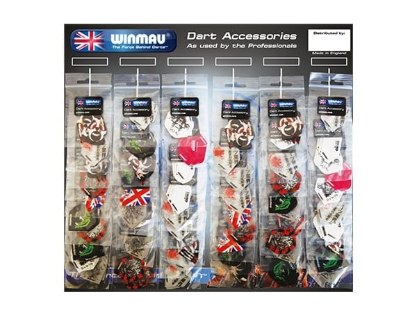 Winmau Flight Card