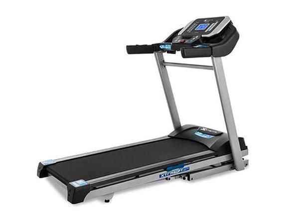 Home Use Xterra TRX2500 2.25 HP Foldable Treadmill | Max User Weight 136 kg (300 lbs)