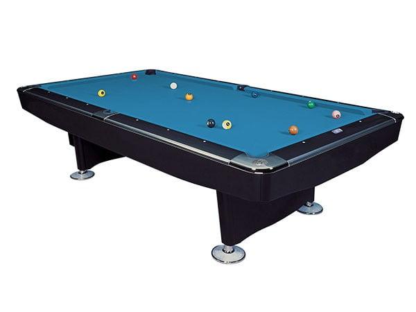 |Knight Shot Royal White at World 9-Ball 2010|Knight Shot Royal Tournament Table Installed|