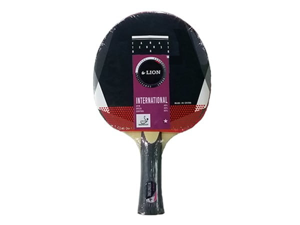 Lion International Table Tennis Racket