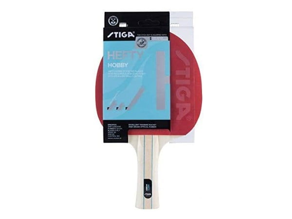 Stiga Hobby Hefty Table Tennis Bat | 1-Star