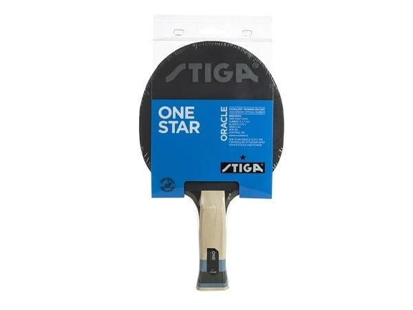 Stiga Oracle 1-Star Table Tennis Bat