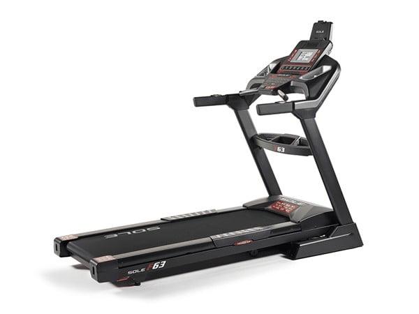 Sole F63 Home Use Treadmill | Foldable | 3.0 HP Motor