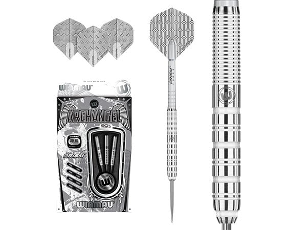 Winmau Archangel 1412 90% Tungsten Steel Tip Dart Pin